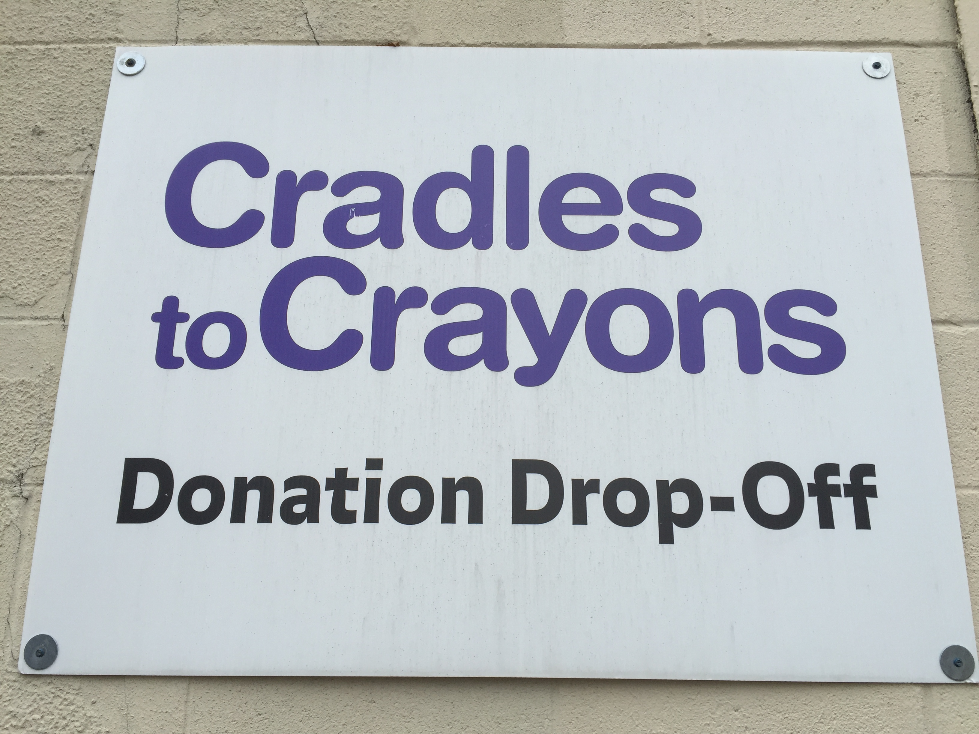 IMG 1464 - Locks Law Firm makes a Difference with Donation to Cradles to Crayons