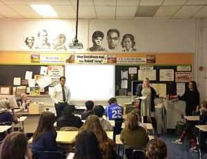 image1 300x230 - Locks Law Firm Continues Participation in Civics Education in Philadelphia Public Schools
