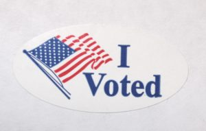 I Voted Sticker 300x191 - Why I Voted