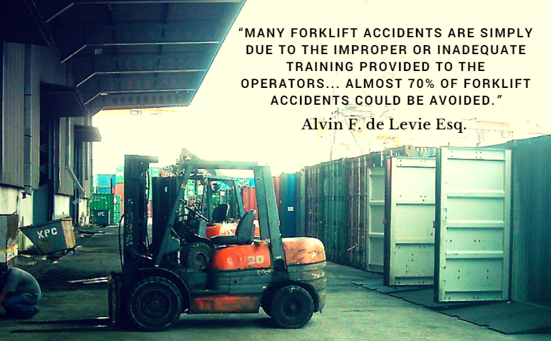 AFd forklift - What Do I Do If I Am Involved In A Forklift Accident?