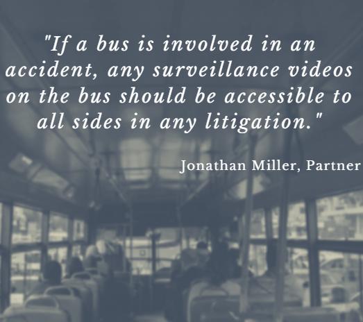 bus blog1 - Update on PA surveillance video
