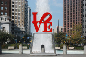 love park 300x201 - Fly Eagles Fly