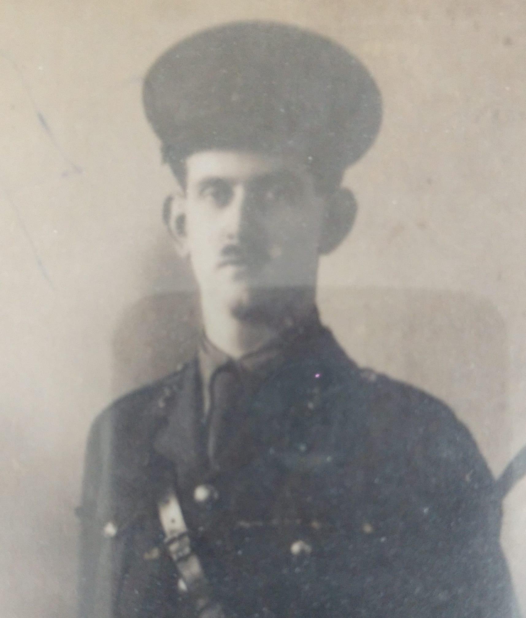 Sean MacCabe - Remembering Forgotten Veterans of World War I
