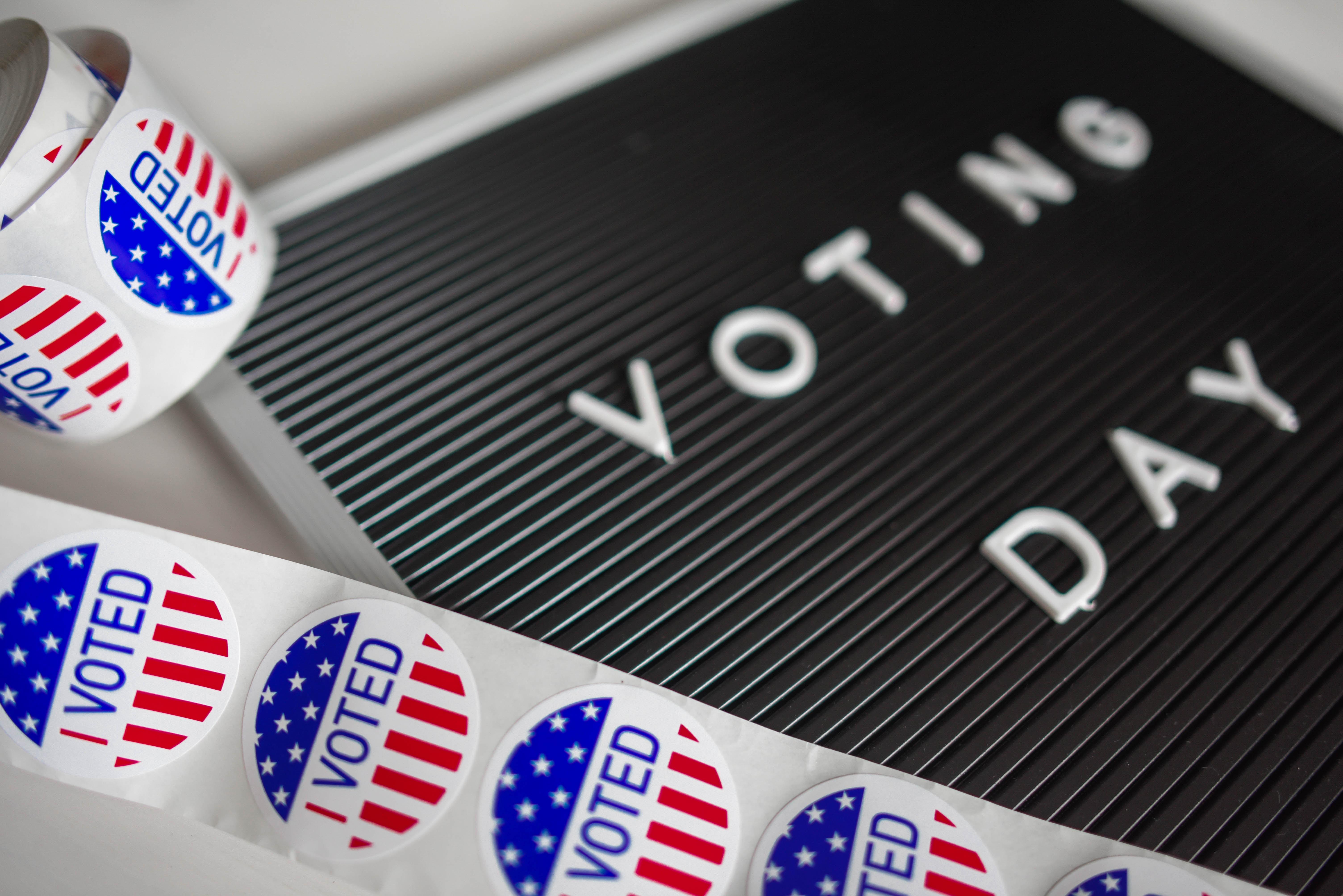 element5 digital 1126225 unsplash 1 1 - Go Vote! By Guest Author Kevin Pettit