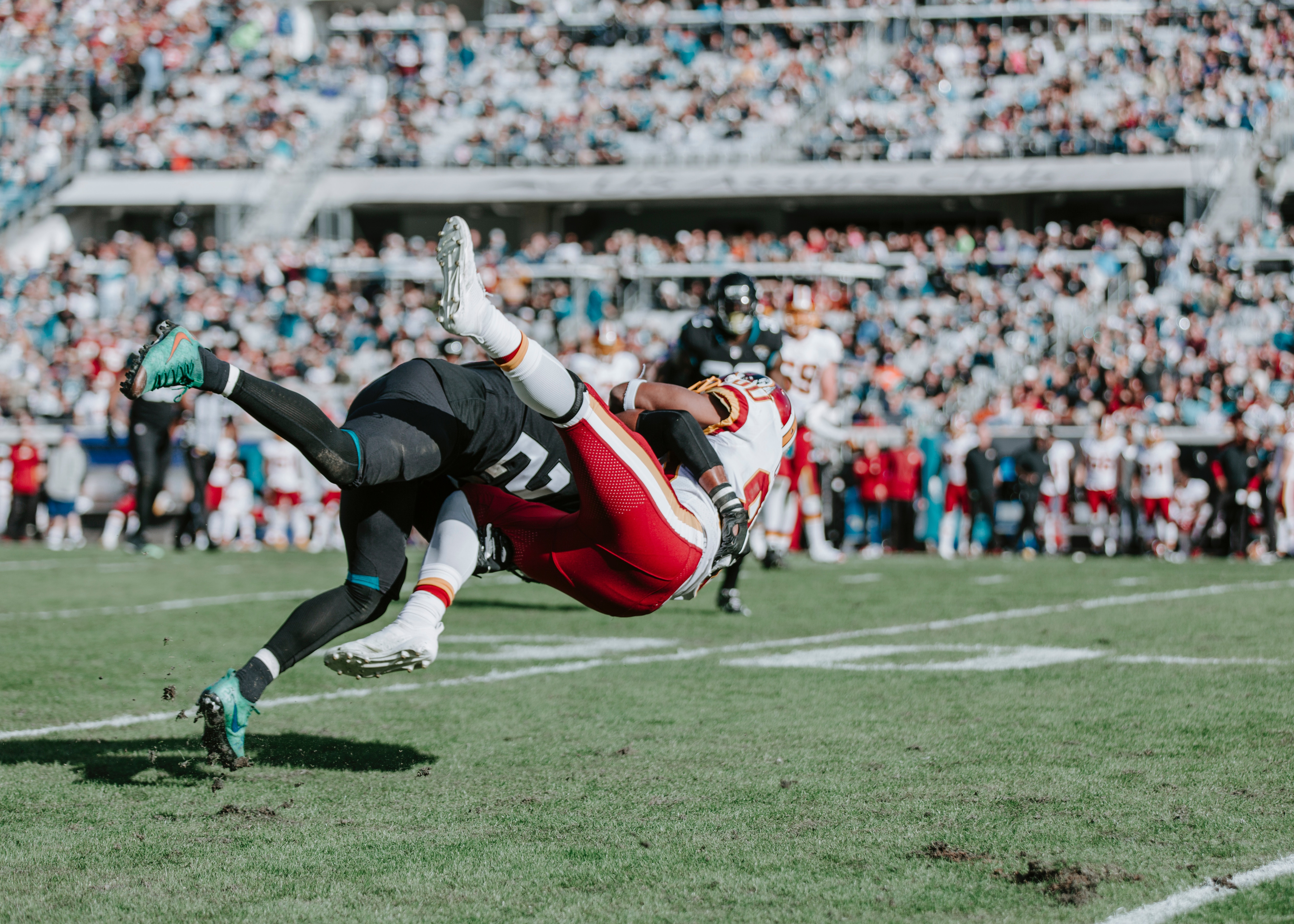 wade austin ellis 1232401 unsplash - Reduction of Concussions in Most Recent NFL Season